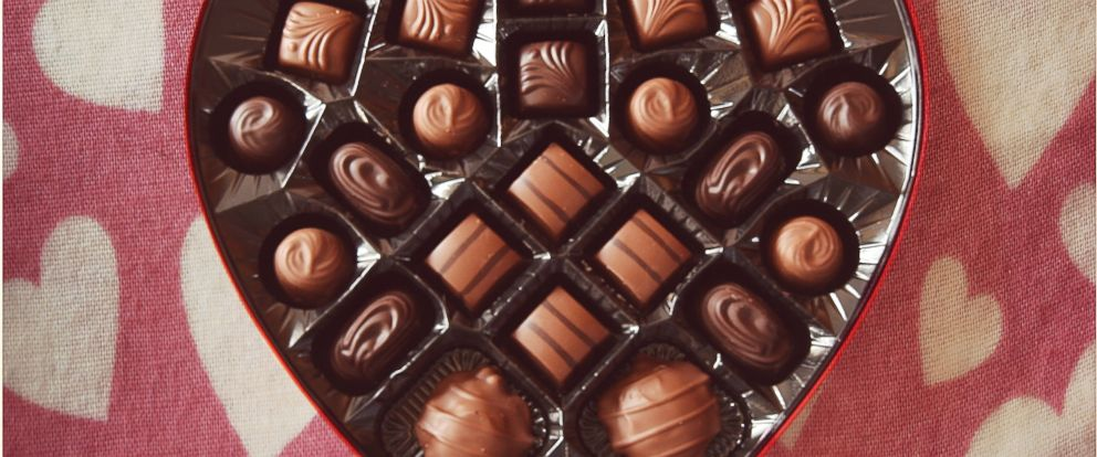 PHOTO: Valentines Day chocolate is seen here in this stock photo.