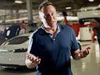 PHOTO: Elon Musk Unveils Plans For Hyperloop High-Speed Train