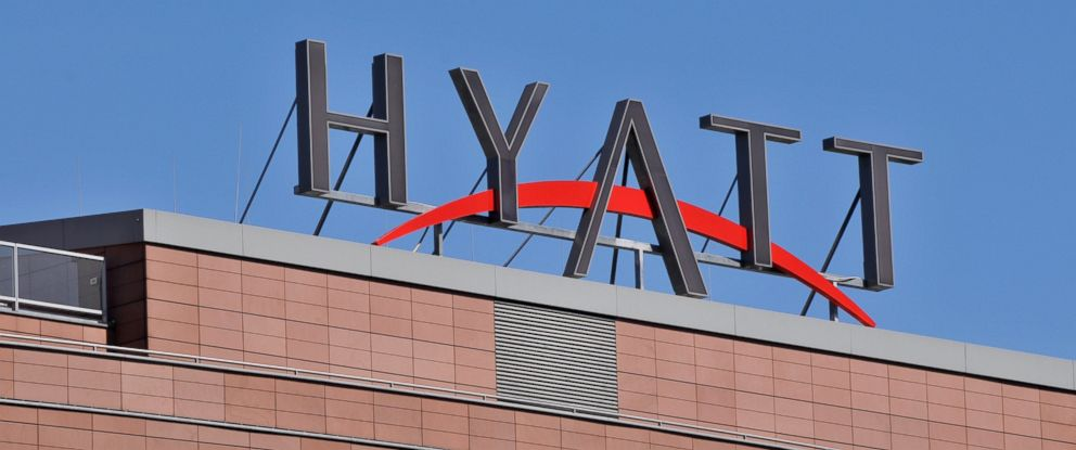 PHOTO: A Hyatt Hotel in Berlin is seen in this undated file photo.