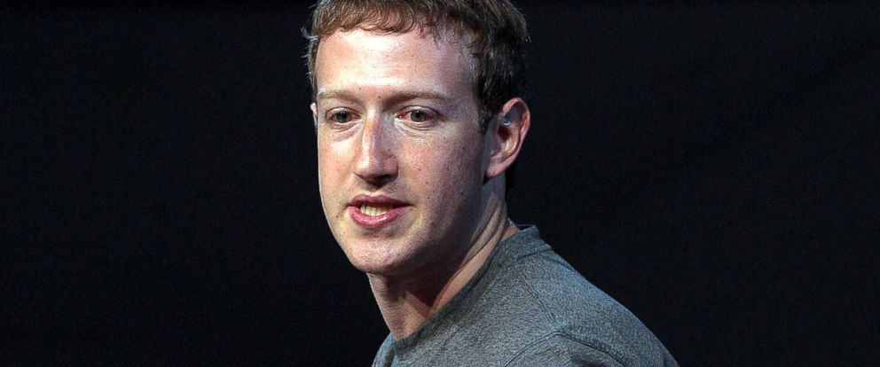"""PHOTO: Mark Zuckerberg, chief executive officer of Facebook Inc. and CEO speaks during the """"Mexico XXI Century"""" event of Telmex Foundation in Mexico City, Sept. 5, 2014."""