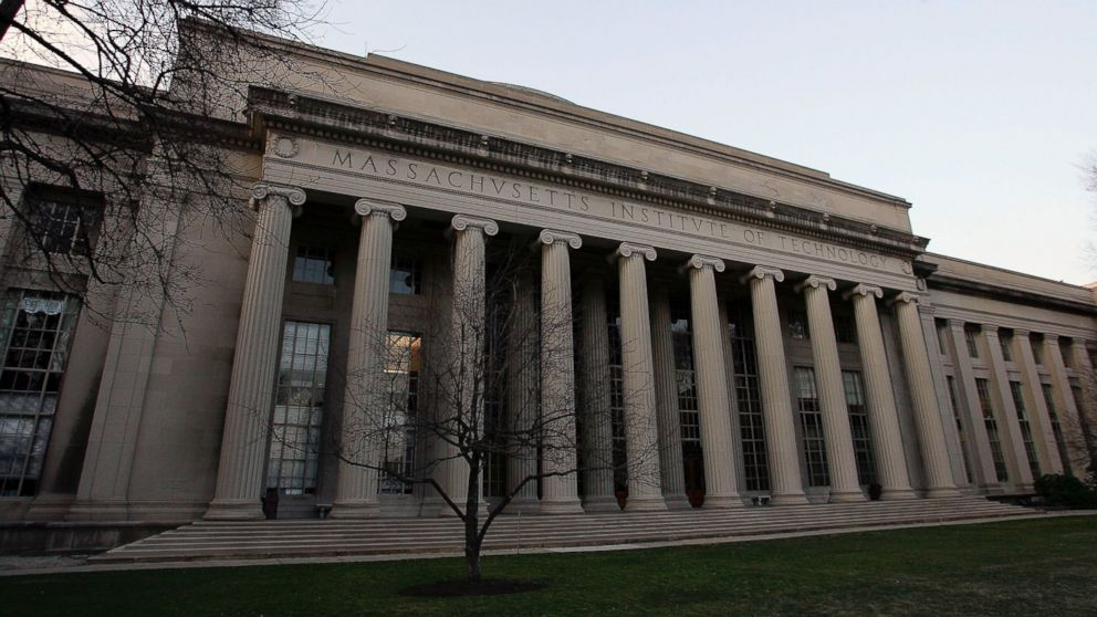The Maclaurin Building is shown on the campus of the Massachusetts Institute of Technology, Feb. 22, 2006 in Cambridge, Mass.