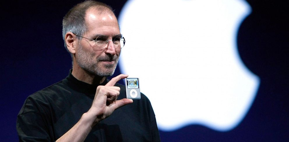 PHOTO: Apple CEO Steve Jobs
