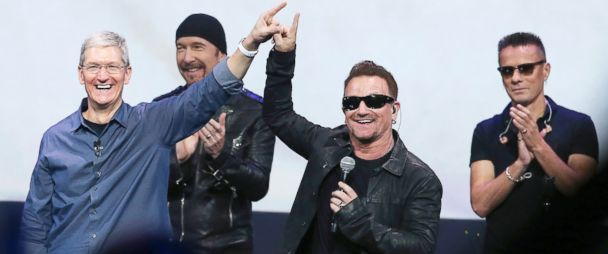 Apple Gives Instructions on How to Delete Free U2 Album - ABC News