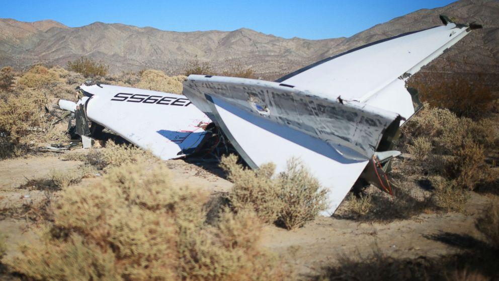 How Pilot Remembers Virgin Galactic SpaceShipTwo Crash ...