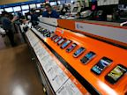 PHOTO: Various smartphone devices are displayed for sale at a Wal-Mart Stores Inc. location in American Canyon, Calif., Feb. 16, 2012.