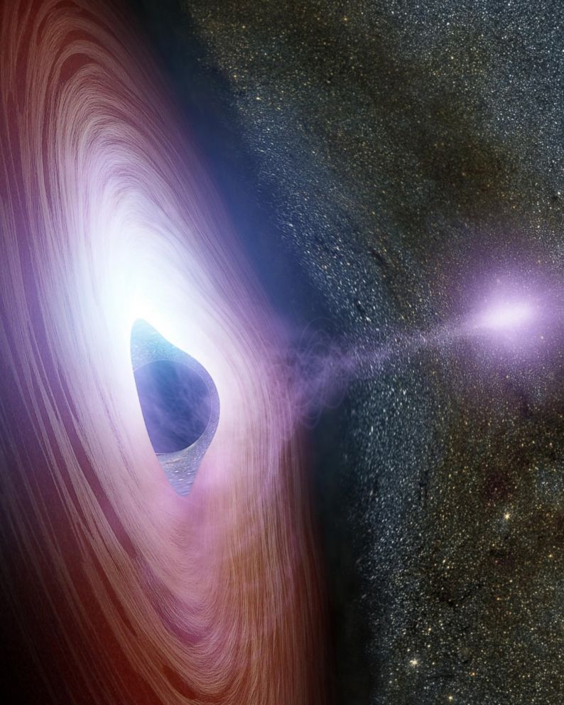 Nasa Has A New Mission To Study Supermassive Black Holes Abc News