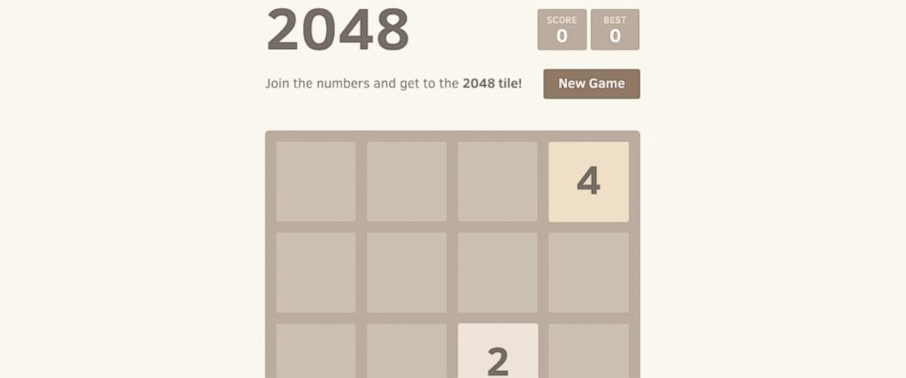 2048' Is the Next Mobile Game to Eat Up Your Time - ABC News