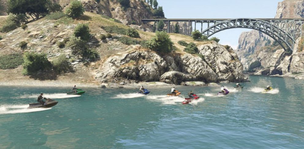 PHOTO: Grand Theft Auto: Online
