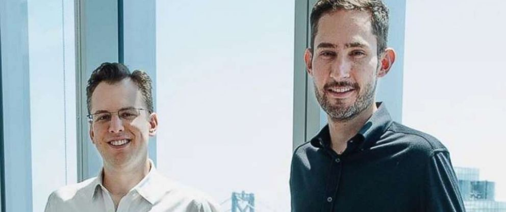 PHOTO: Instagrams co-founders announced their resignations on Monday.