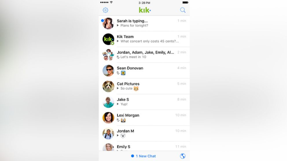 How to meet kik users