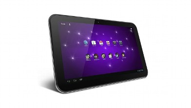 PHOTO: The Toshiba Excite 13 Android tablet has a large 13-inch display.