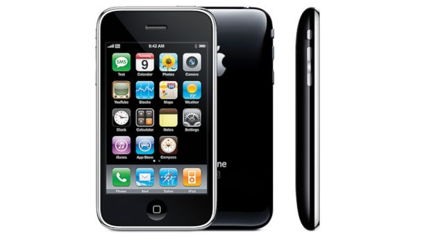 PHOTO: The Apple iPhone 3GS.