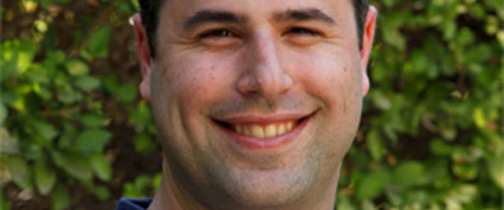 PHOTO: Ari Sprung us a software developer based in Jerusalem, Israel.