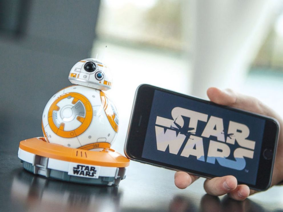 PHOTO: Sphero has created an app-enabled BB-8. http://store.sphero.com/collections/bb-8-by-