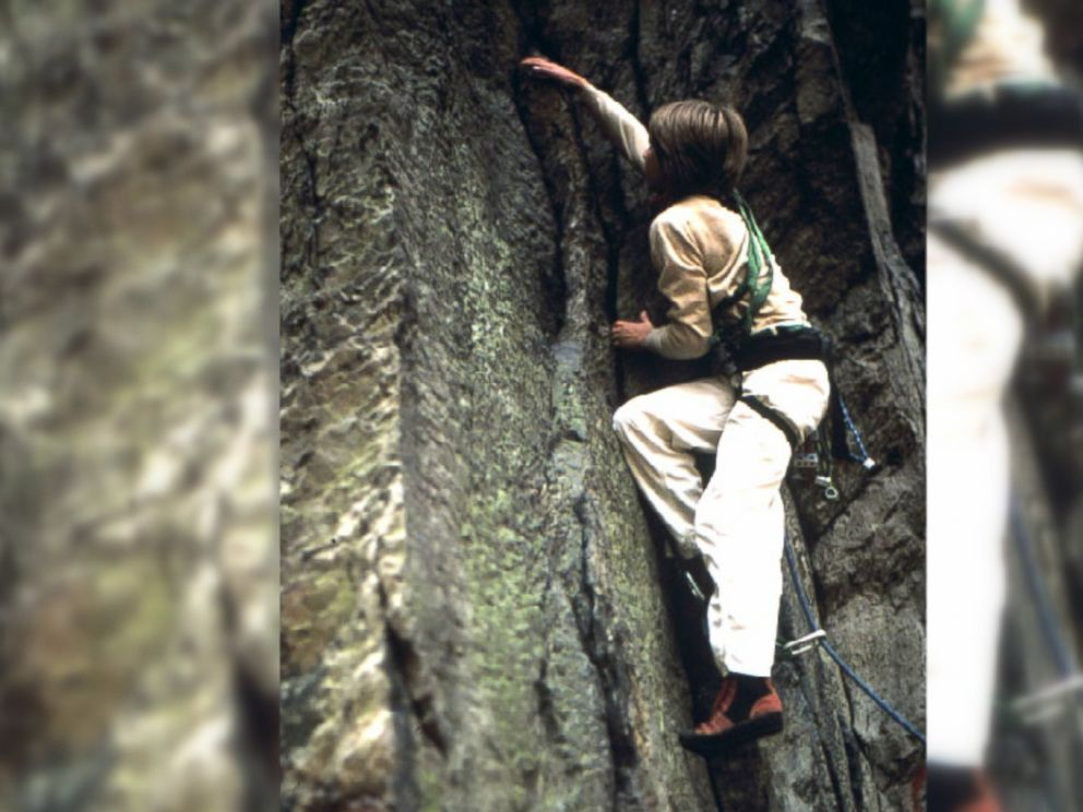 PHOTO: Hugh Herr was a child prodigy in the climbing world until his accident at age 17.