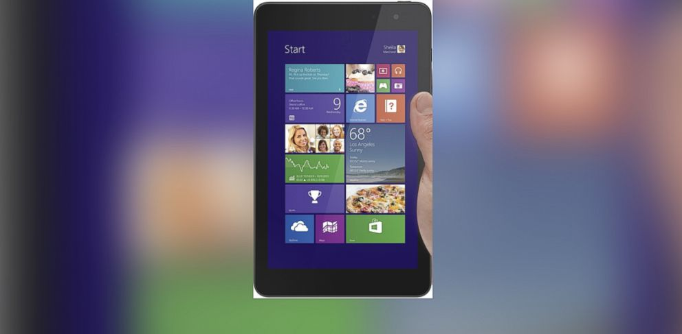 PHOTO: Microsoft offered Dells Venue 8 Pro Tablet for $99 on Dec. 9, 2013.