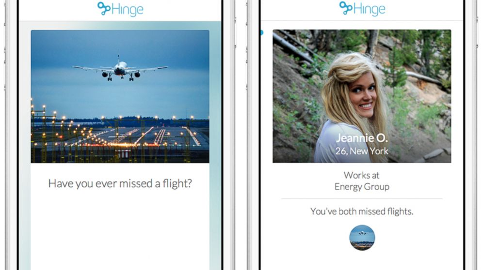 Hinge dating app los angeles