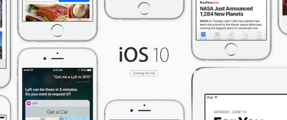 Apple's iOS 10 Lets Users Uninstall Some Preloaded Apps