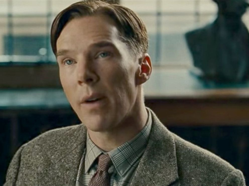 PHOTO: Benedict Cumberbatch is Alan Turing in Imitation Game.