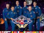 PHOTO: Expedition 38 crew members
