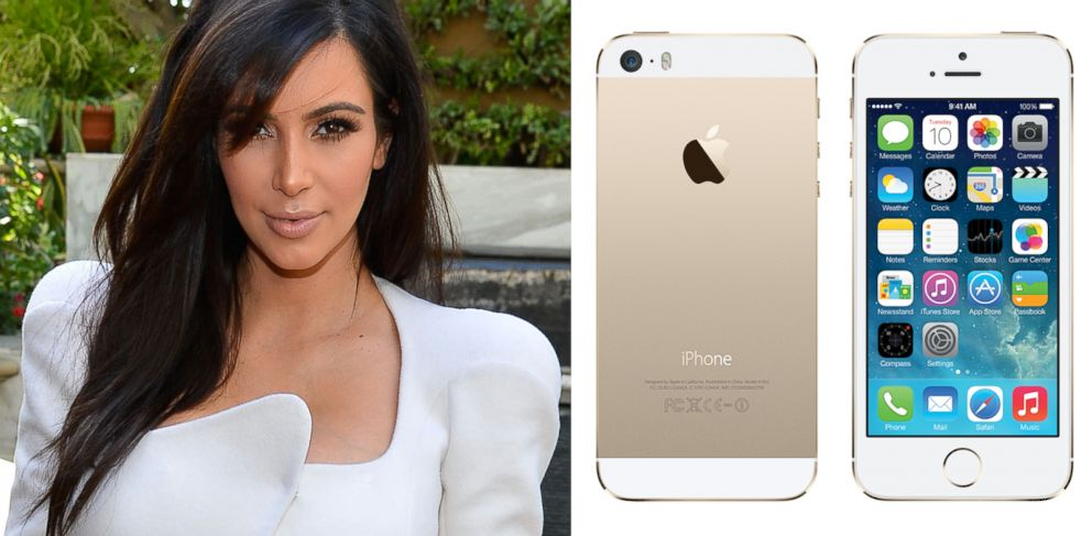 Gold iPhone Makes Ad Debut, Once Nicknamed 'The Kardashian Phone'