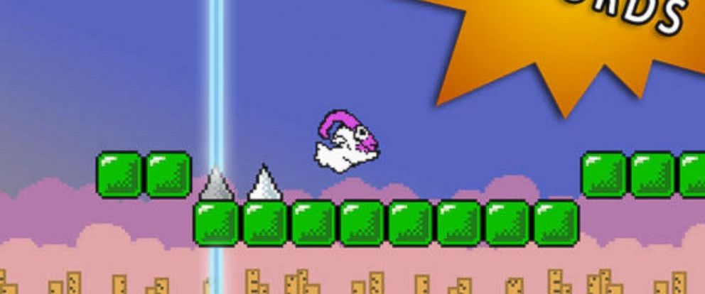 "PHOTO: A new game called ""Let It Goat"" is being compared to ""Flappy Bird."""