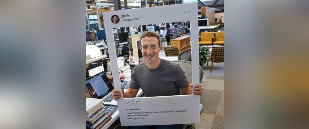 PHOTO: Mark Zuckerberg appears to be protecting his privacy by taping his computer camera and microphone.