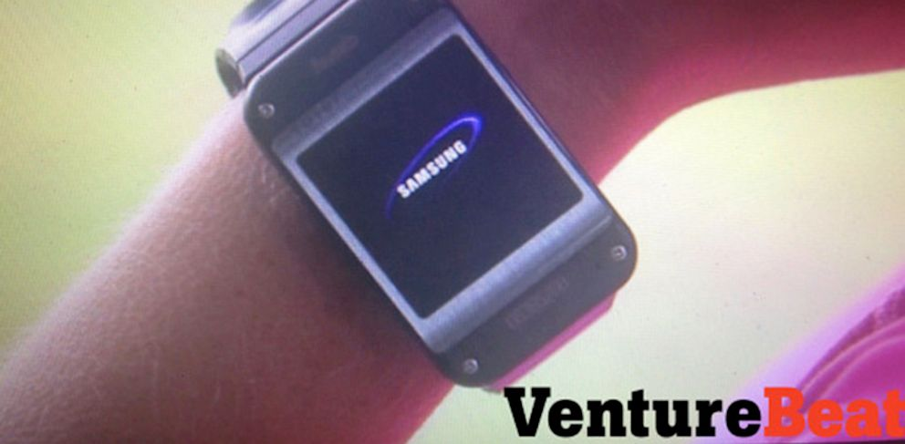 PHOTO: Samsung Smartwatch