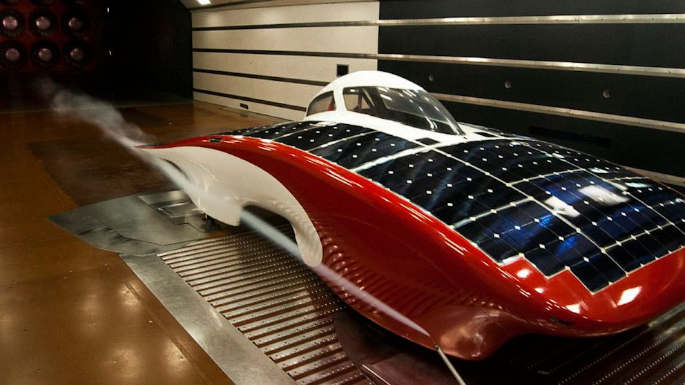 Build A Car >> Students Build A Solar Car To Race In The Australian Outback