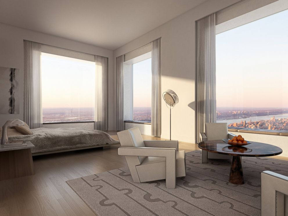 Photo An Interior View Of Apartment In 432 Park Avenue