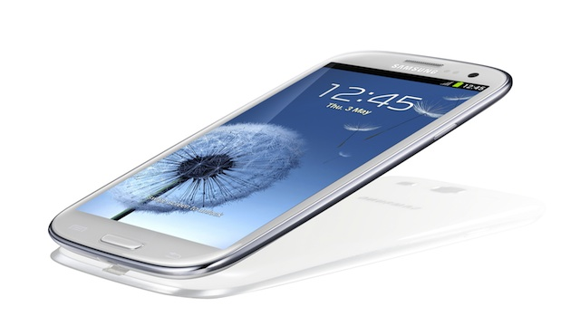 PHOTO: Samsung Galaxy S III