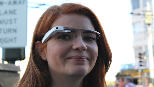 PHOTO: Googles Glasses.
