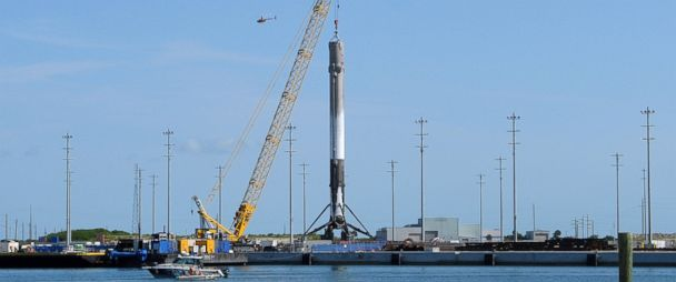 SpaceX Ready for Another Rocket Launch, Landing at Sea