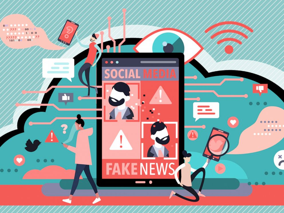 5 ways to spot disinformation on your social media feeds - ABC News