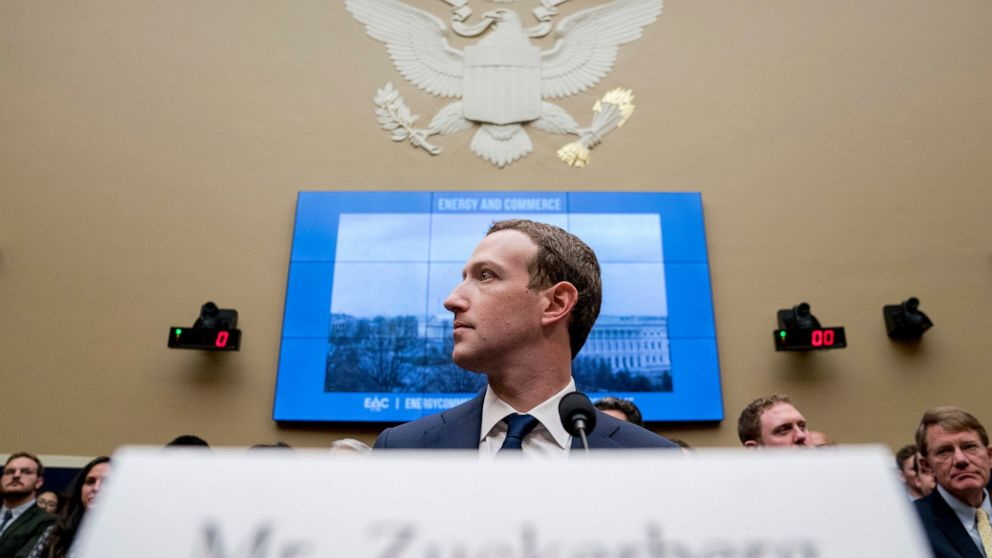 Zuckerberg calls for updated internet regulations - Security