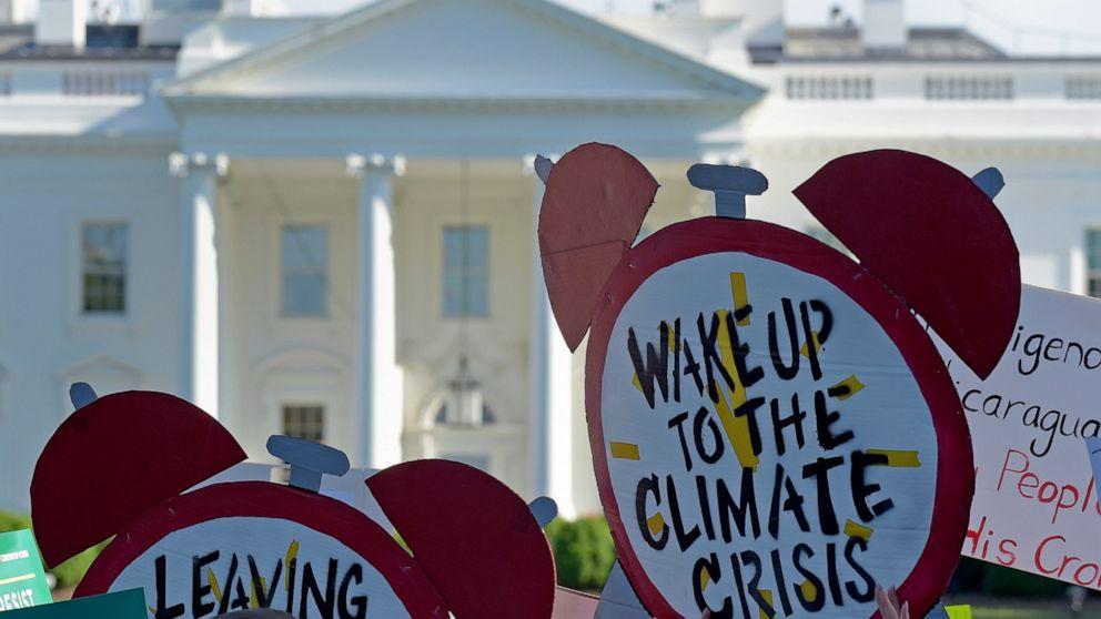 Trump hat jetzt die öffnung zu ziehen, die UNS aus Paris Klima-Pakt