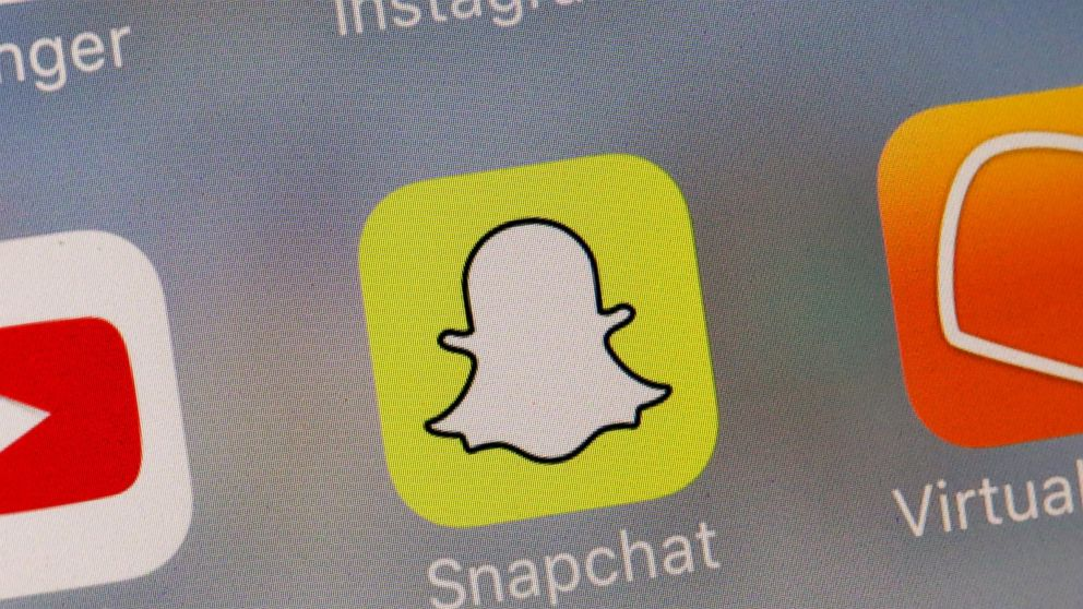 FILE - This Wednesday, Aug. 9, 2017, file photo shows the Snapchat app. The Wall Street Journal reports Friday, Jan. 18, 2019, that Snap recently fired two executives after one allegedly had an inappropriate relationship with a contract worker. (AP Photo/Richard Drew, File)
