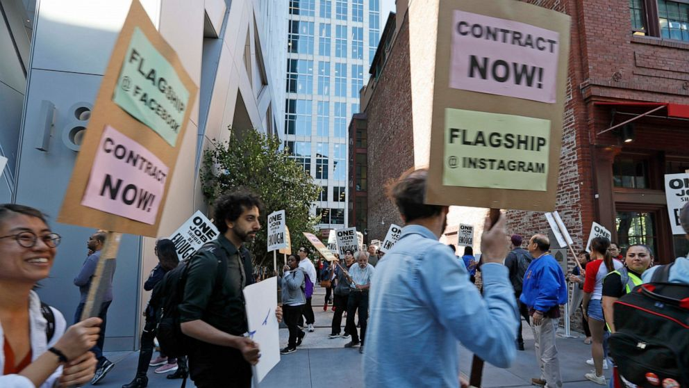 US tech industry becomes hotbed for employee activism