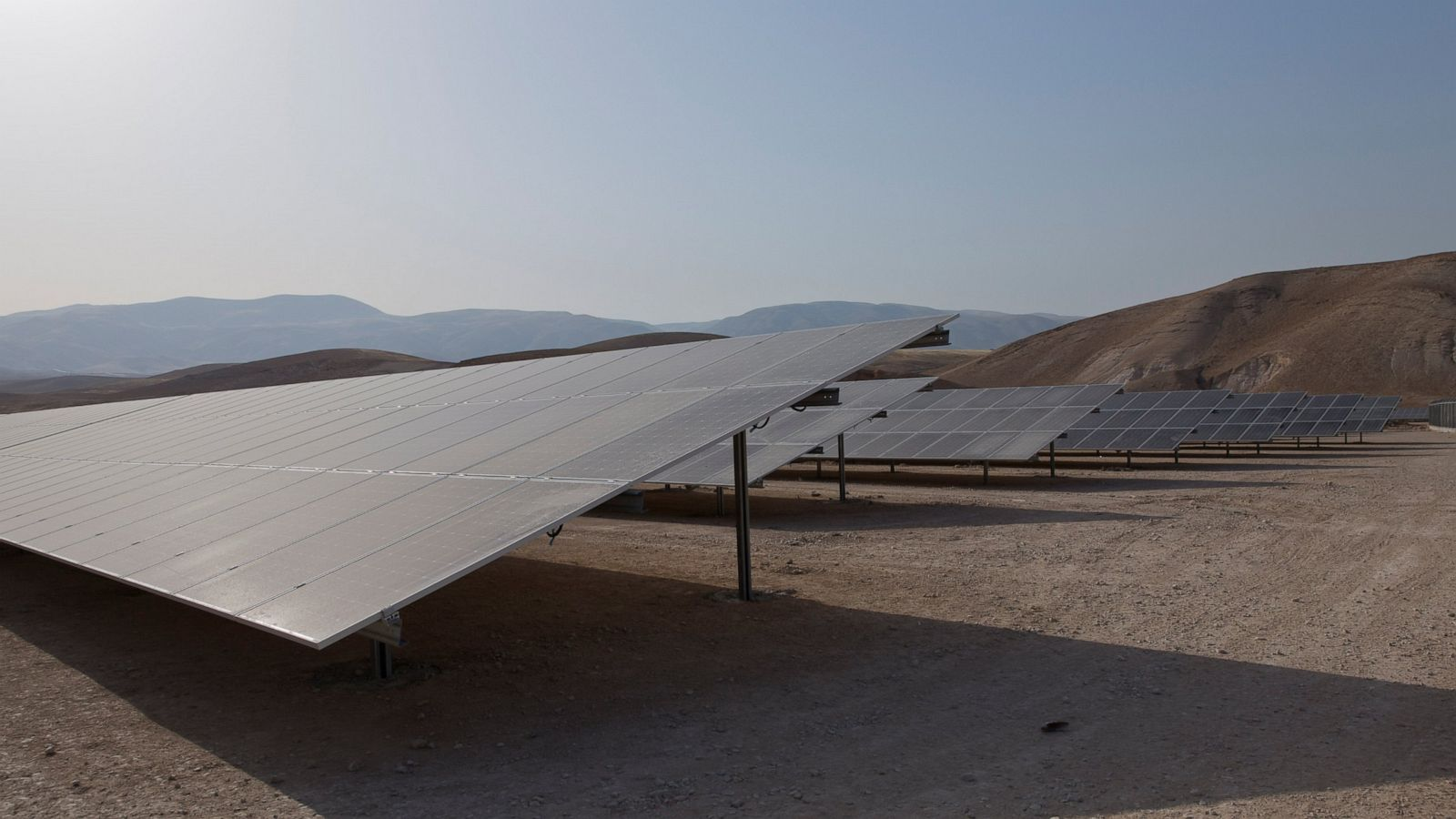 abcnews.go.com - The Associated Press - Seeking energy independence, Palestinians open solar plant