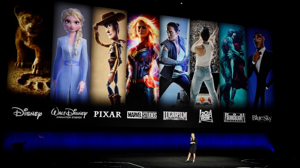 Verizon to offer free Disney+ for 1 year