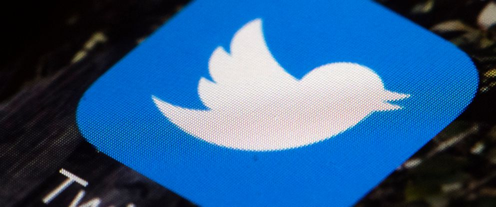 FILE - This April 26, 2017, file photo shows the Twitter app icon on a mobile phone in Philadelphia. Twitter says it mistakenly used the phone numbers and email addresses people provided for security purposes to show advertisements to its users. The