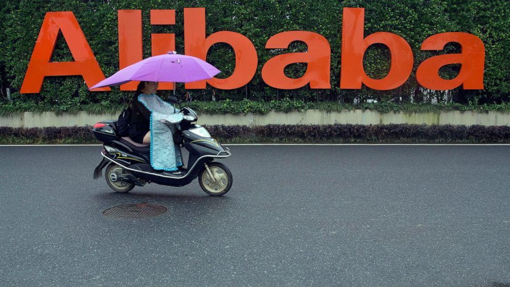 E-commerce-Riese Alibaba wirft $11 Milliarden in teilen Auflistung