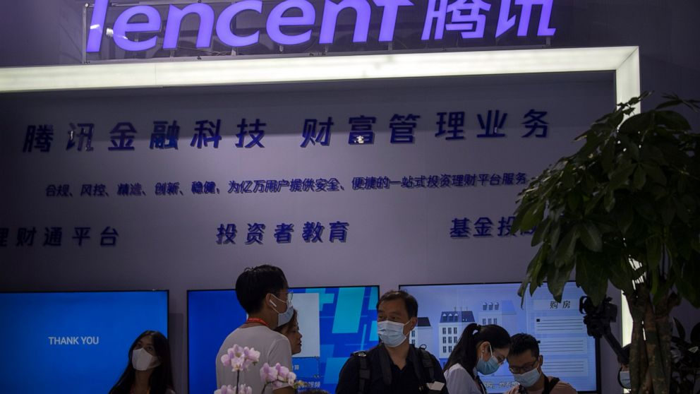 China's Tencent ordered to end exclusive music contracts