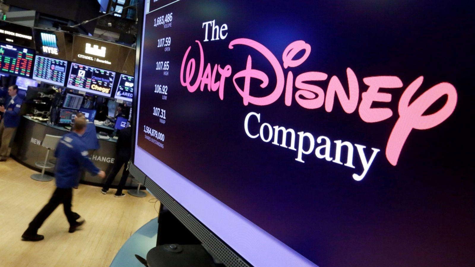 Disney results miss as Fox studio business underwhelm - ABC News