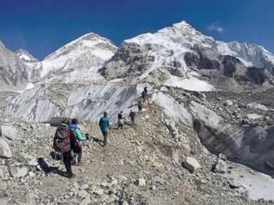 Third of Himalayan glaciers can no longer be saved  study - Study warns  one-third of Himalayan glaciers will melt by the end of the century due to  climate ... 99bc190d07