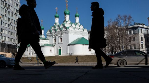 'A monopoly on information': Russia closes grip on internet