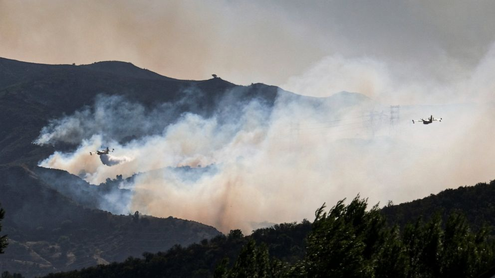 With warming, get used to blackouts to prevent wildfires - ABC News