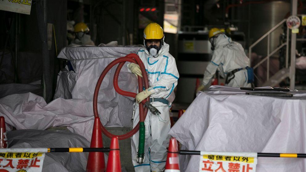 Safety of Fukushima waste water focus of sea release debate thumbnail