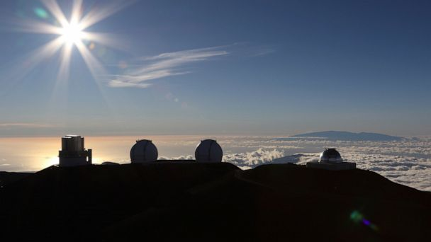 Protests flare over construction of telescope in Hawaii