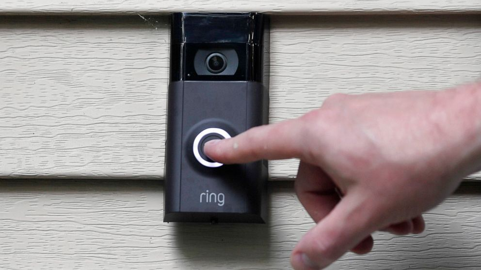 Amazon's Ring doorbell cameras attract congressional concern